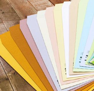 多種類の封筒