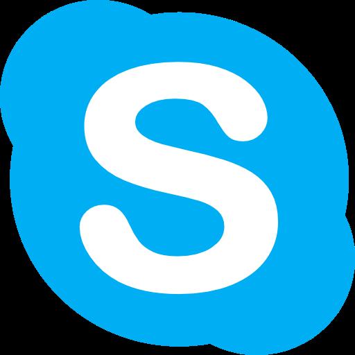 Skypeのロゴ